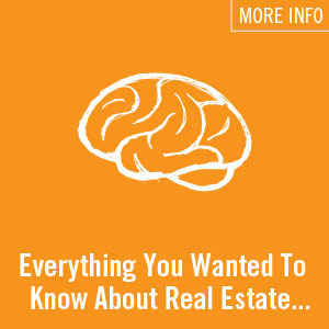 Everything You Wanted to Know About Real Estate But Were Too Afraid to Ask