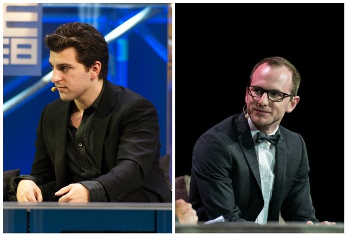 Brian Chesky + Joe Gebbia