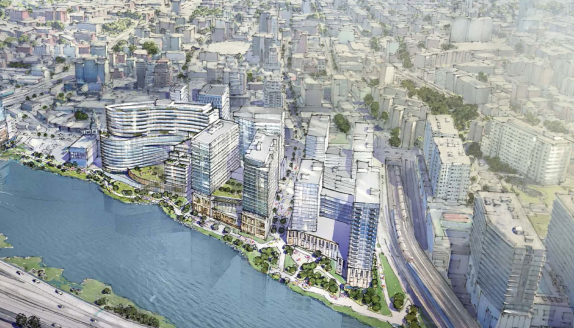 $2B Flushing Waterfront District Approved By City Council