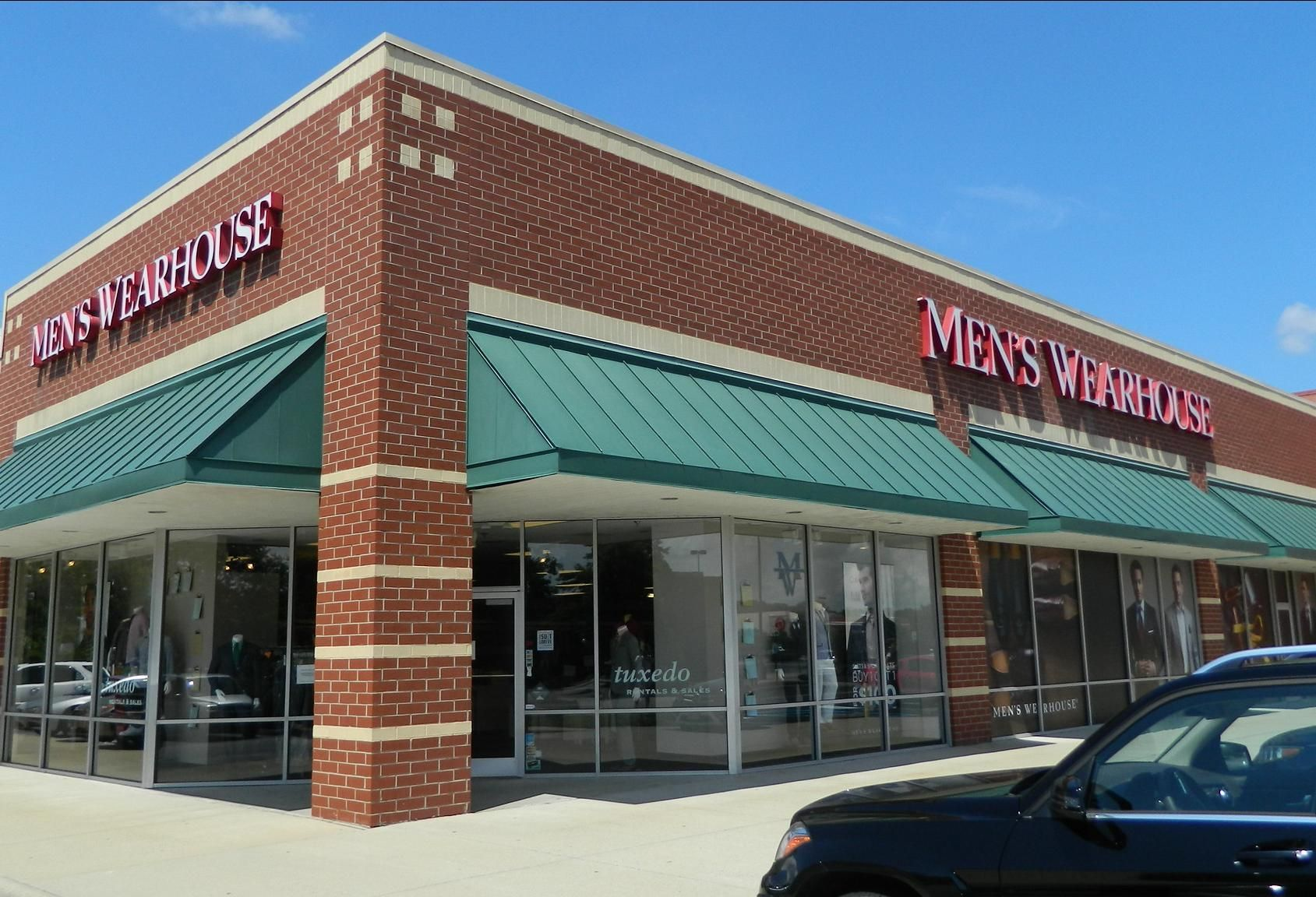 Judge Allows Men's Wearhouse Parent Company To Exit 100 Leases