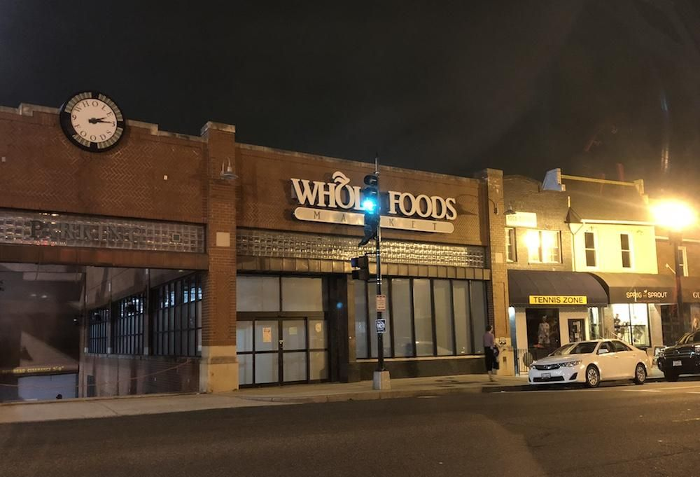 Whole Foods To Reopen In Glover Park After 3-Year Closure