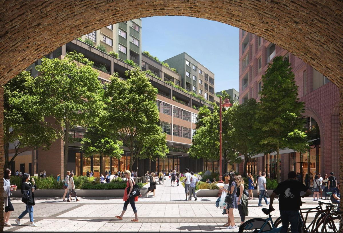 Here's What Grosvenor Changed To Get Its £500M BTR Scheme Across The Line