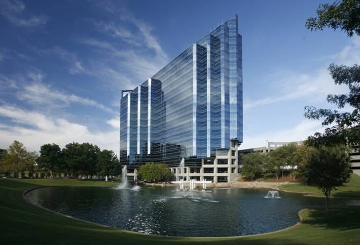 Parkway Properties Exits Central Perimeter Sells 7000 Central Park To Cbre Global Investors
