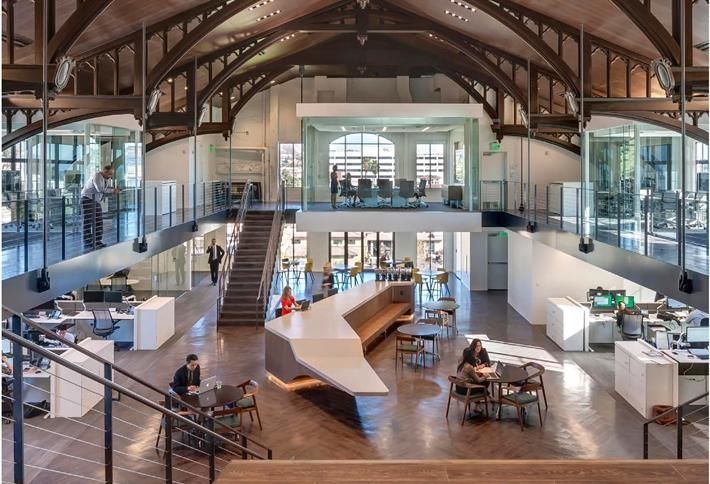 Cbre Takes On Wework And Company With New Flexible Office