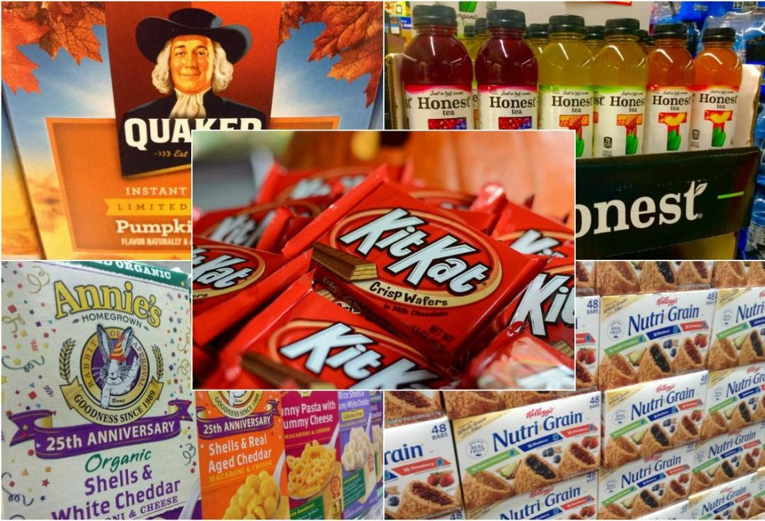 These 5 Companies Own Most Of The World's Largest Food ...