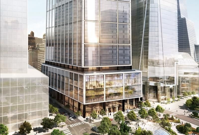 Facebook Close To 1m Sf Lease At Hudson Yards