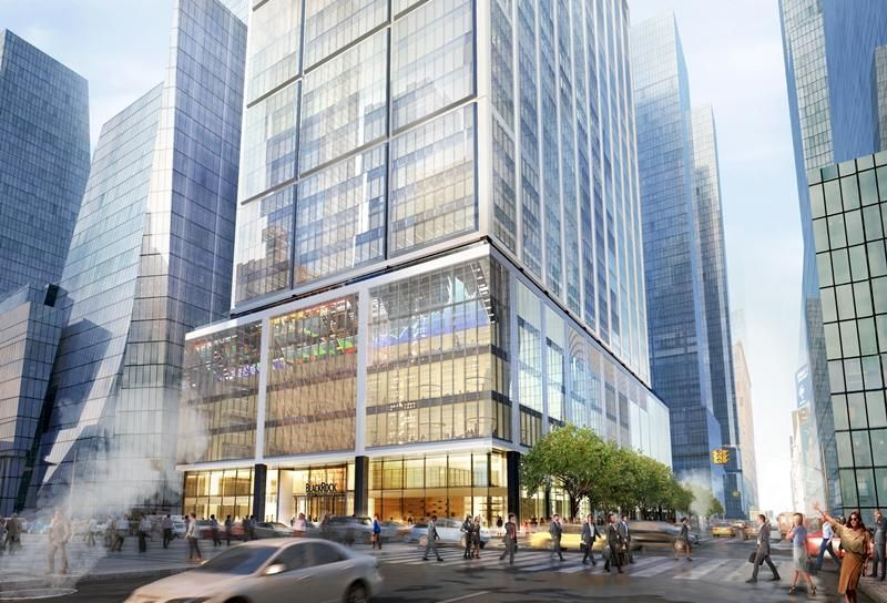Hudson Yards Most Expensive Building Is Close To Landing A Large Law Firm Tenant