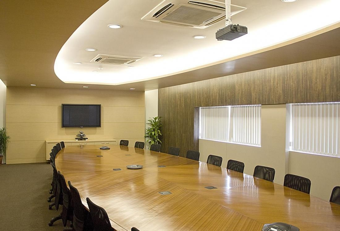 From Military Conference Rooms To Corporate Boardrooms Office Technology Is Adapting To Changing Security Needs