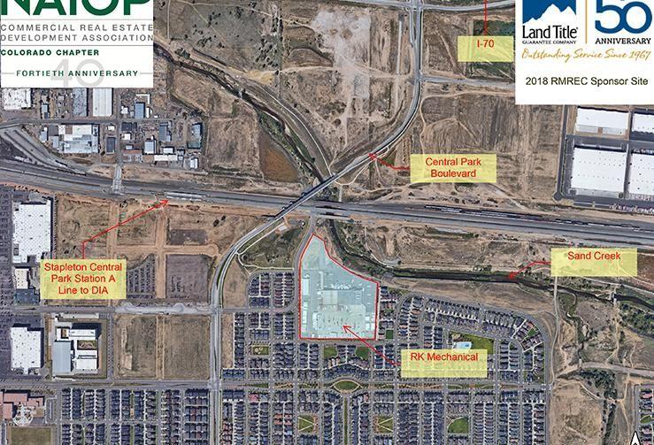 Stapleton Chosen For Rocky Mountain Real Estate Challenge on map colorado new homes, denver colorado, map of stapleton neighborhood, aurora north central colorado,