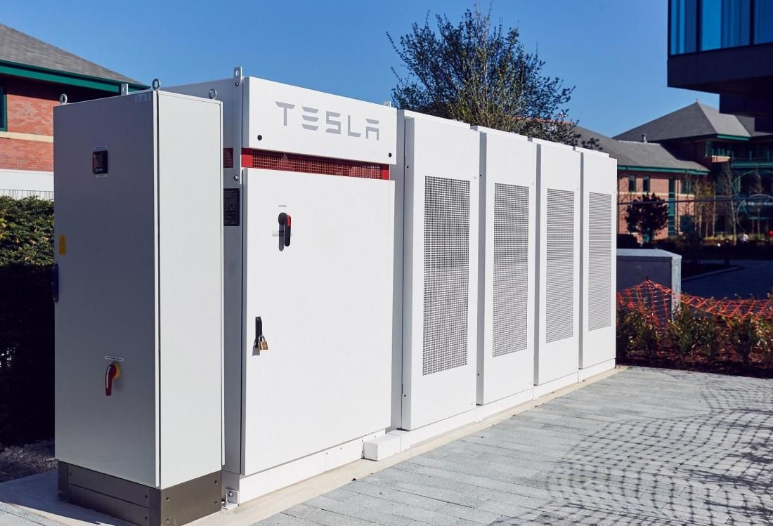 Tesla Is Changing Manchester Property, One Battery At A Time