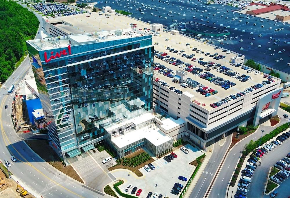The Cordish Cos Opens 17 Story Hotel At Maryland Live Casino