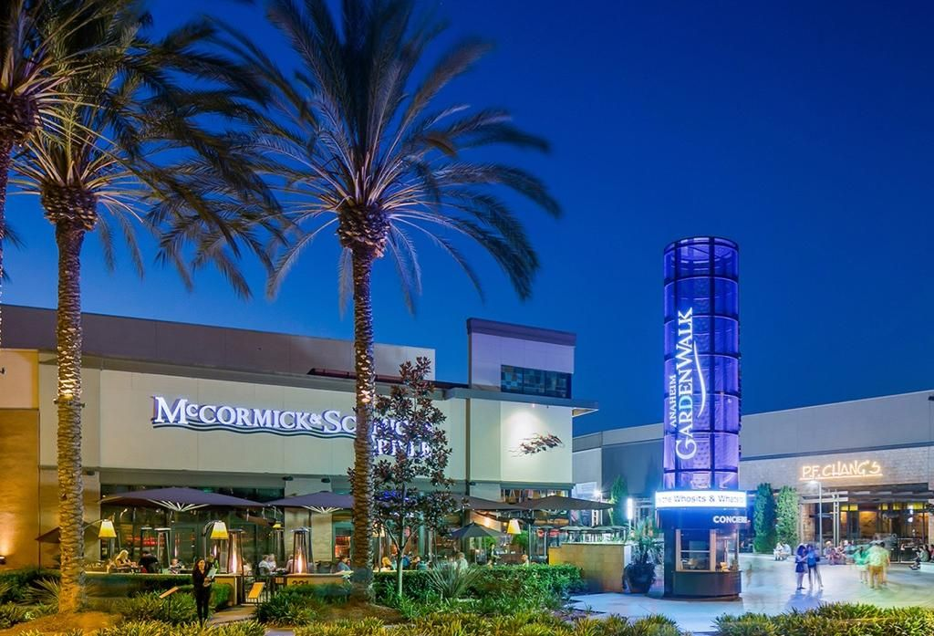 The Garden Walk Anaheim Ca: GardenWalk Retail Center Sells For $80M