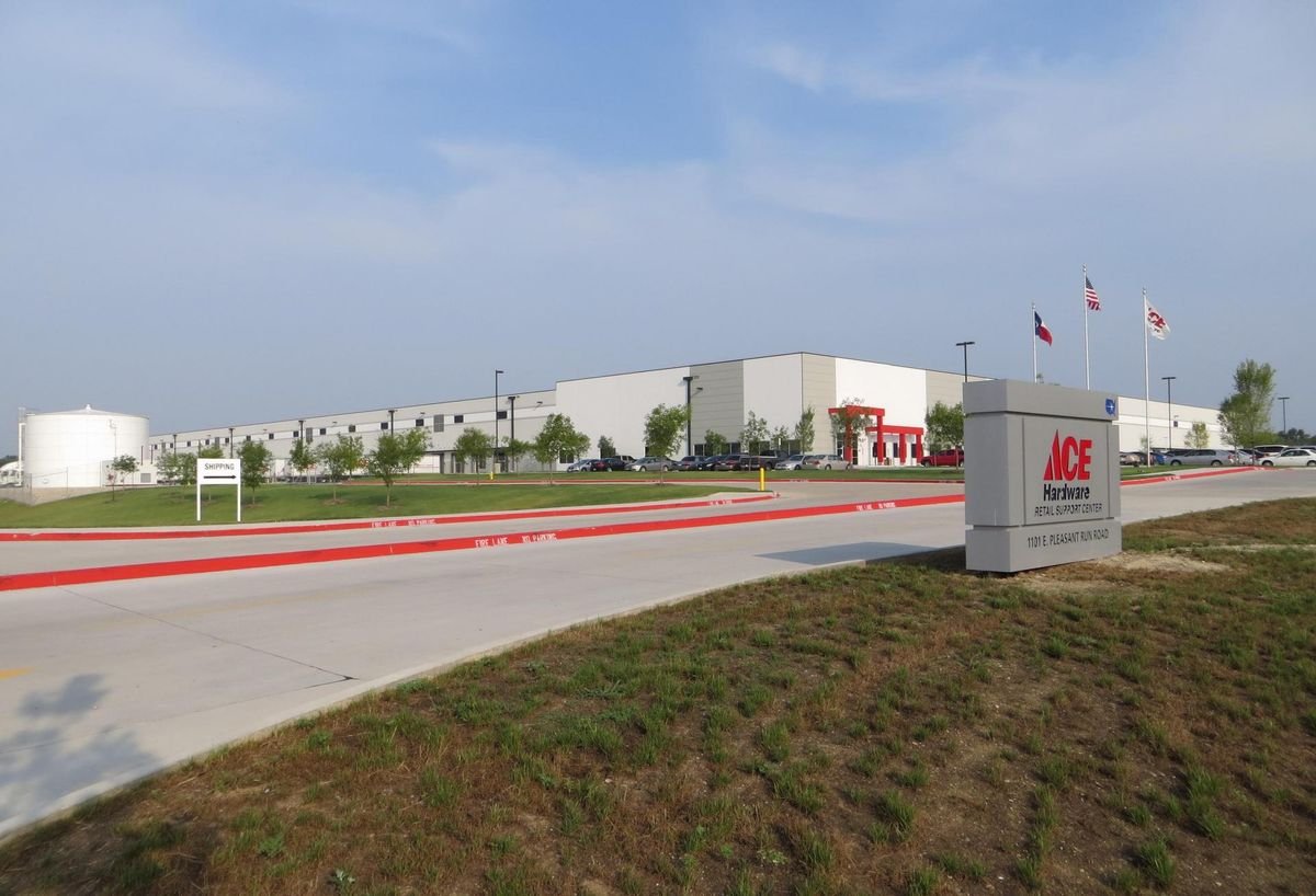 Ace Hardware Bets On Wilmer Industrial Hub Expands