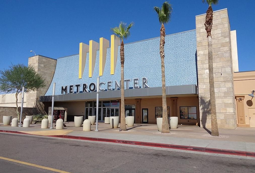 The Remaking Of Metrocenter Mall What
