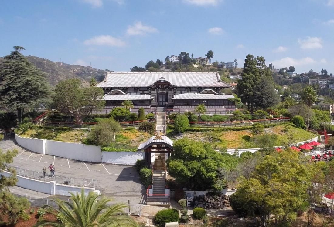 Iconic Yamashiro Restaurant Could Get Evicted From ...