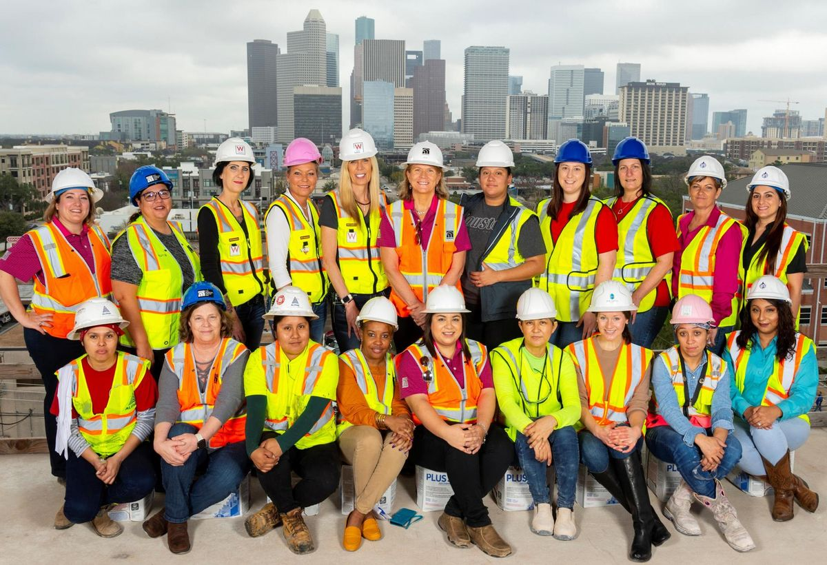 Women In Construction Week 5 Questions With Morgan S