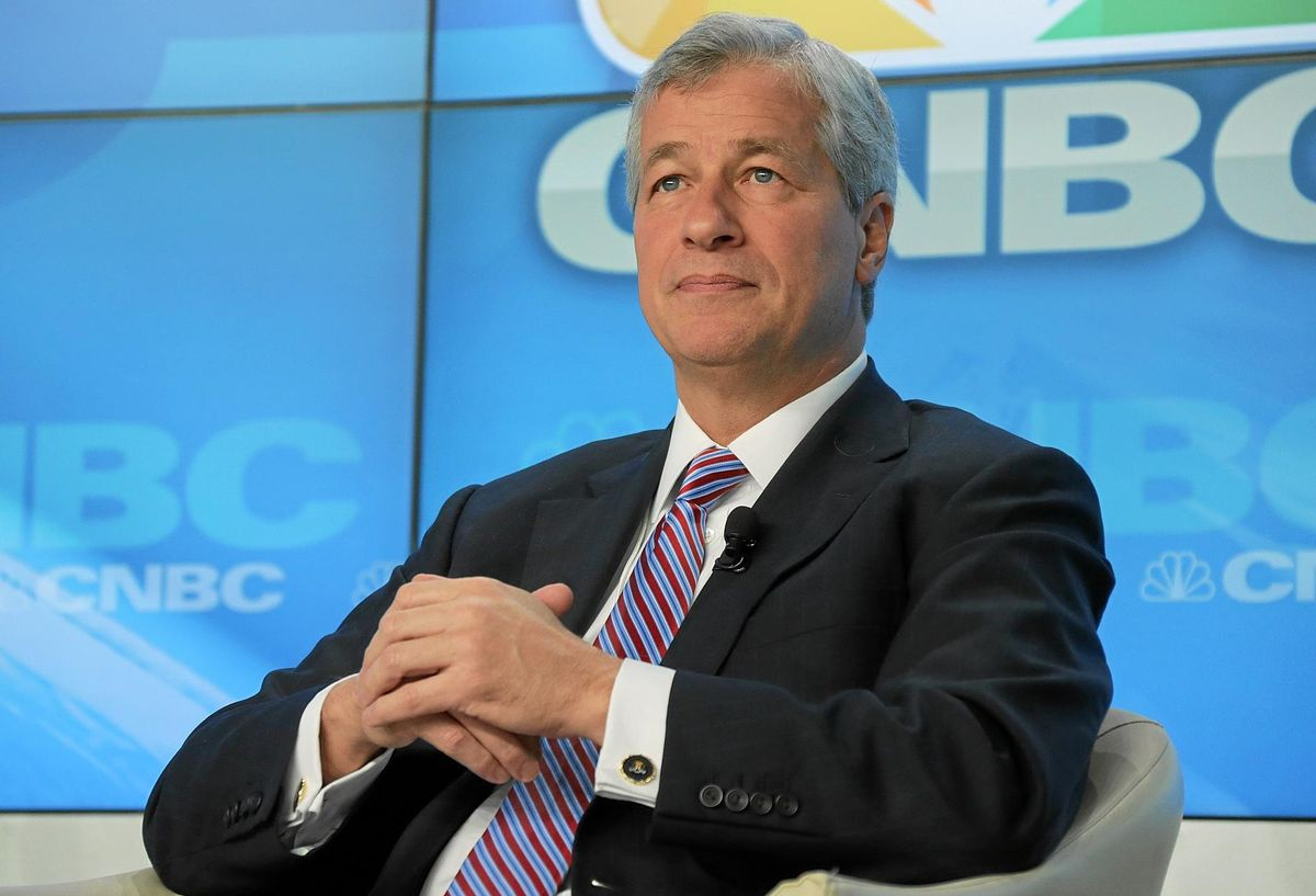 JPMorgan To 'Significantly Reduce' Global Office Footprint, CEO Says
