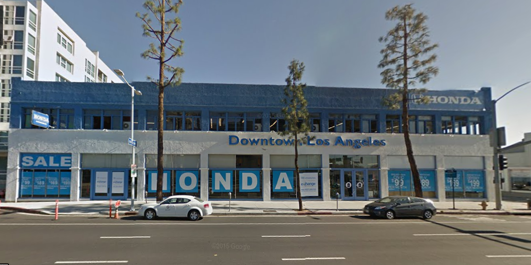 Honda Dealership Queens >> Downtown Honda Dealership To Get New Digs