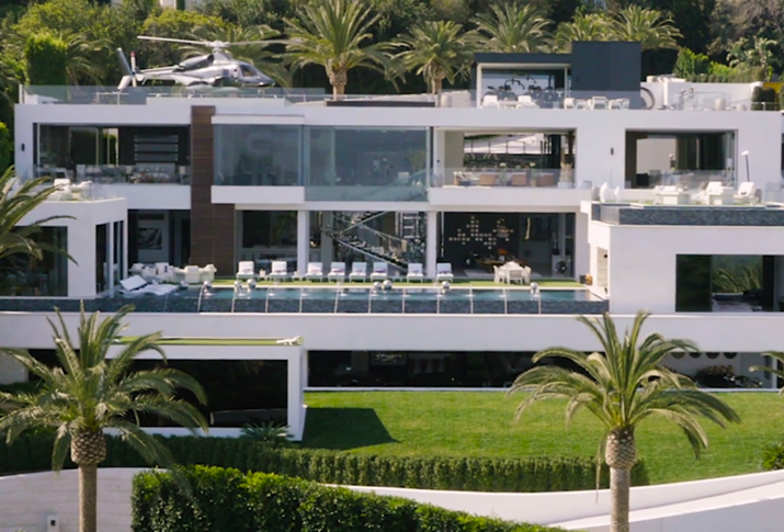 At 1 5million This Is Scotland S Most Expensive Bungalow: Most Expensive House In Nation For Sale In Bel Air
