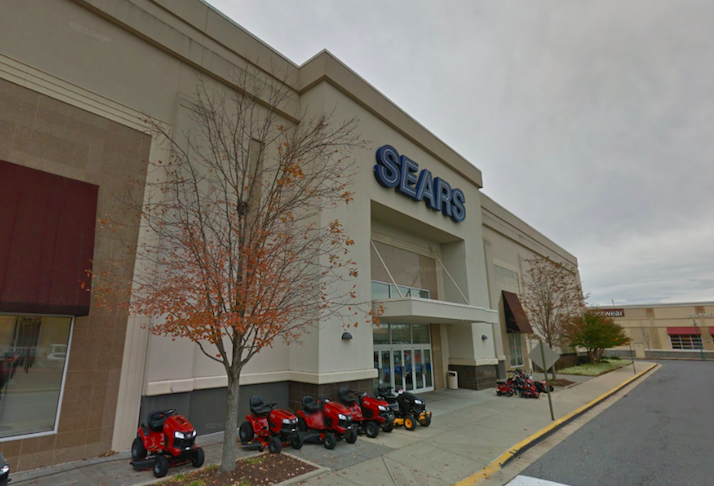 sears owner proposes 800 unit redevelopment of vacant bowie town center store vacant bowie town center store