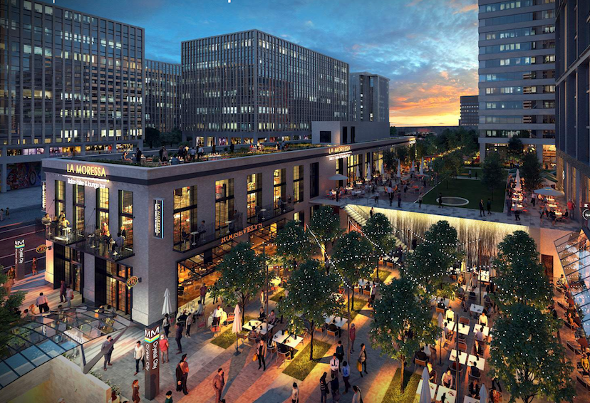Real Estate Fund Bets On Crystal City For Amazon Hq2 By Investing 10m In Jbg Smith