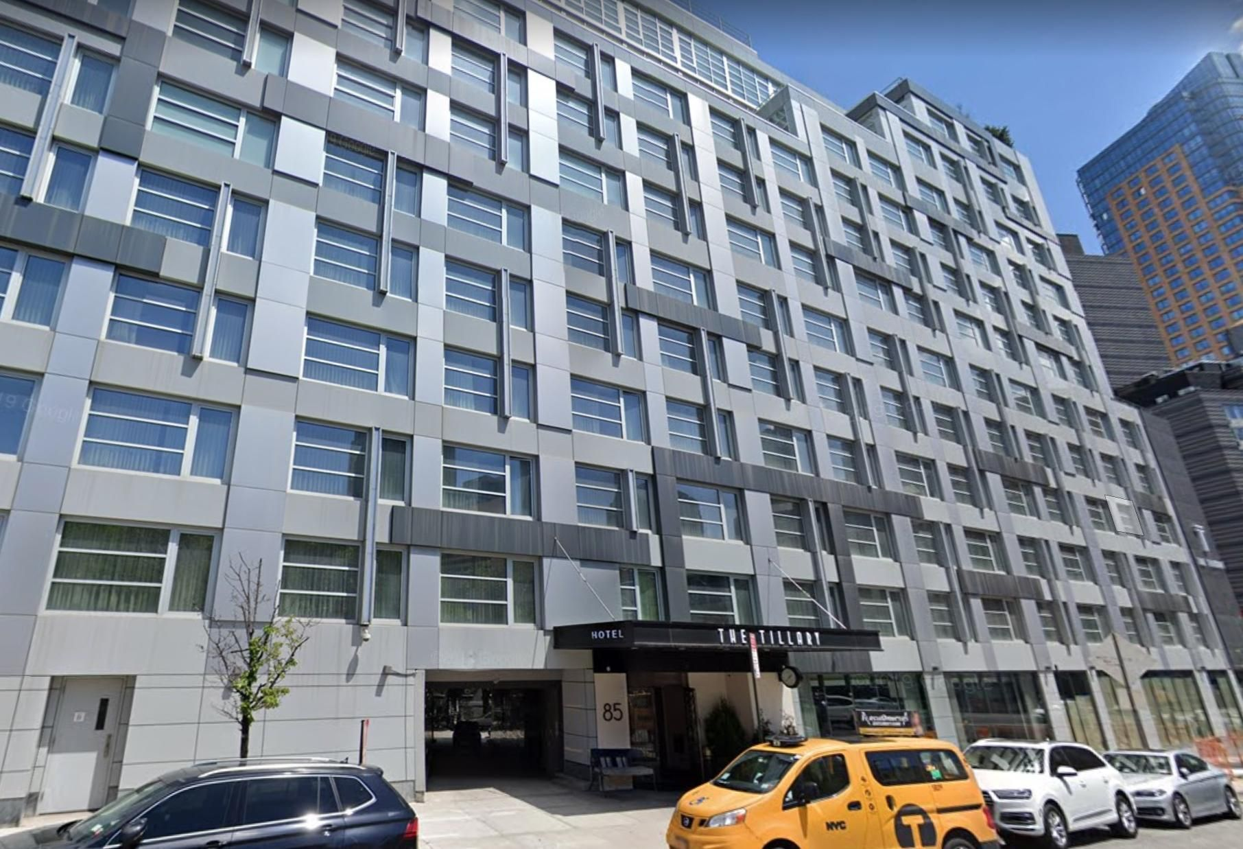 Brooklyn's Tillary Hotel Files For Bankruptcy