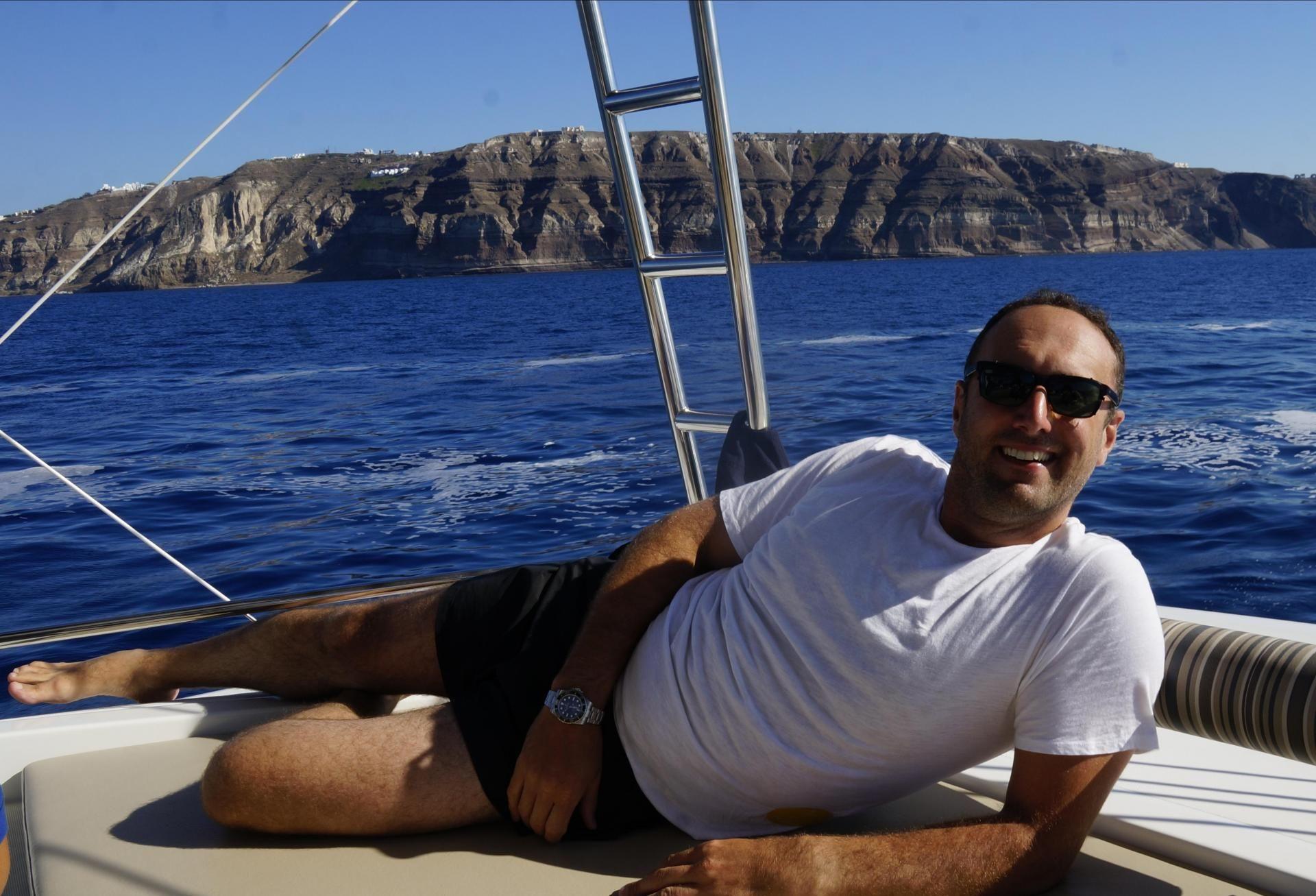 Origin Stories: Vero Co-Founder Joe Ben-Zvi On How Getting Unlucky Changed His Career