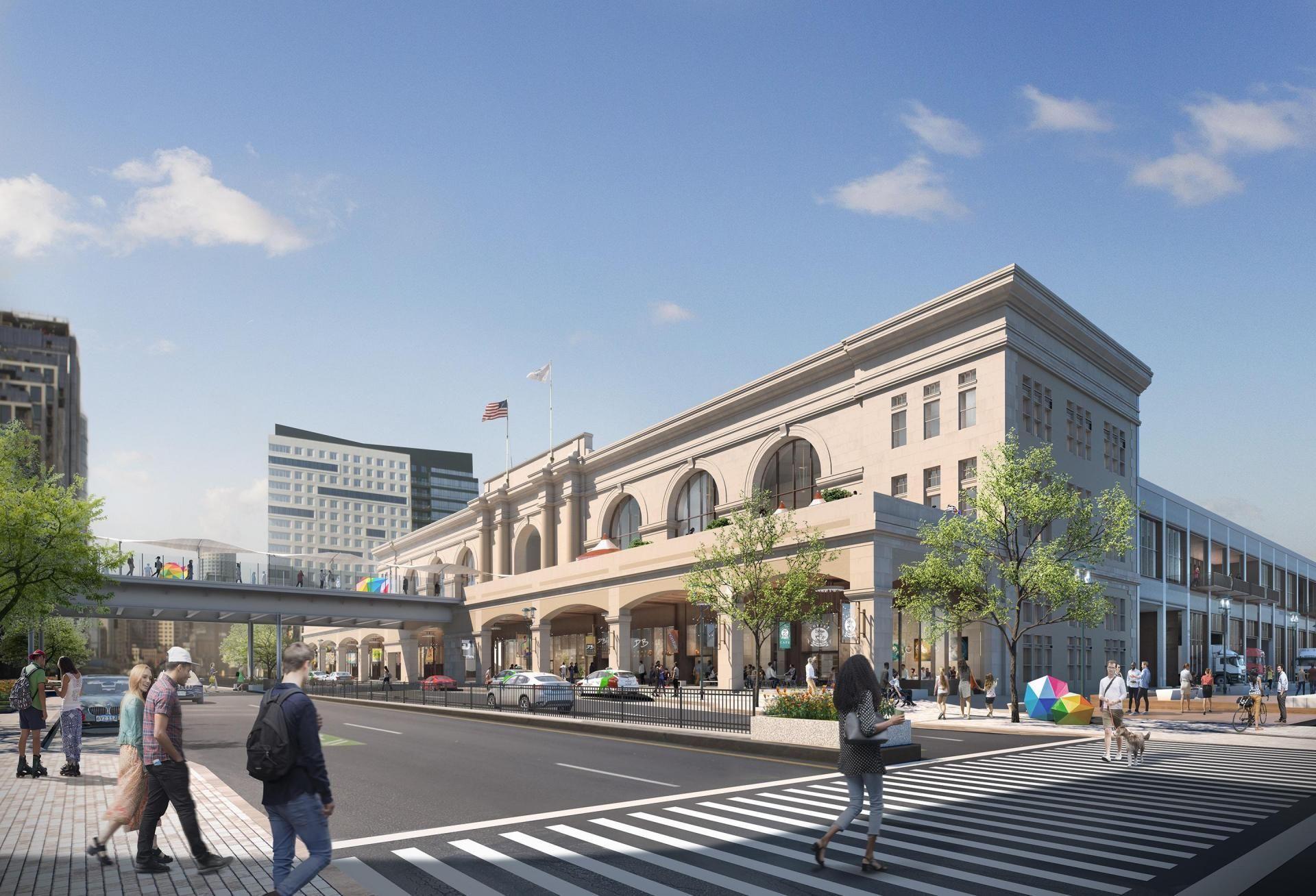 BPDA Approves Pembroke's Word Trade Center Redevelopment Plan
