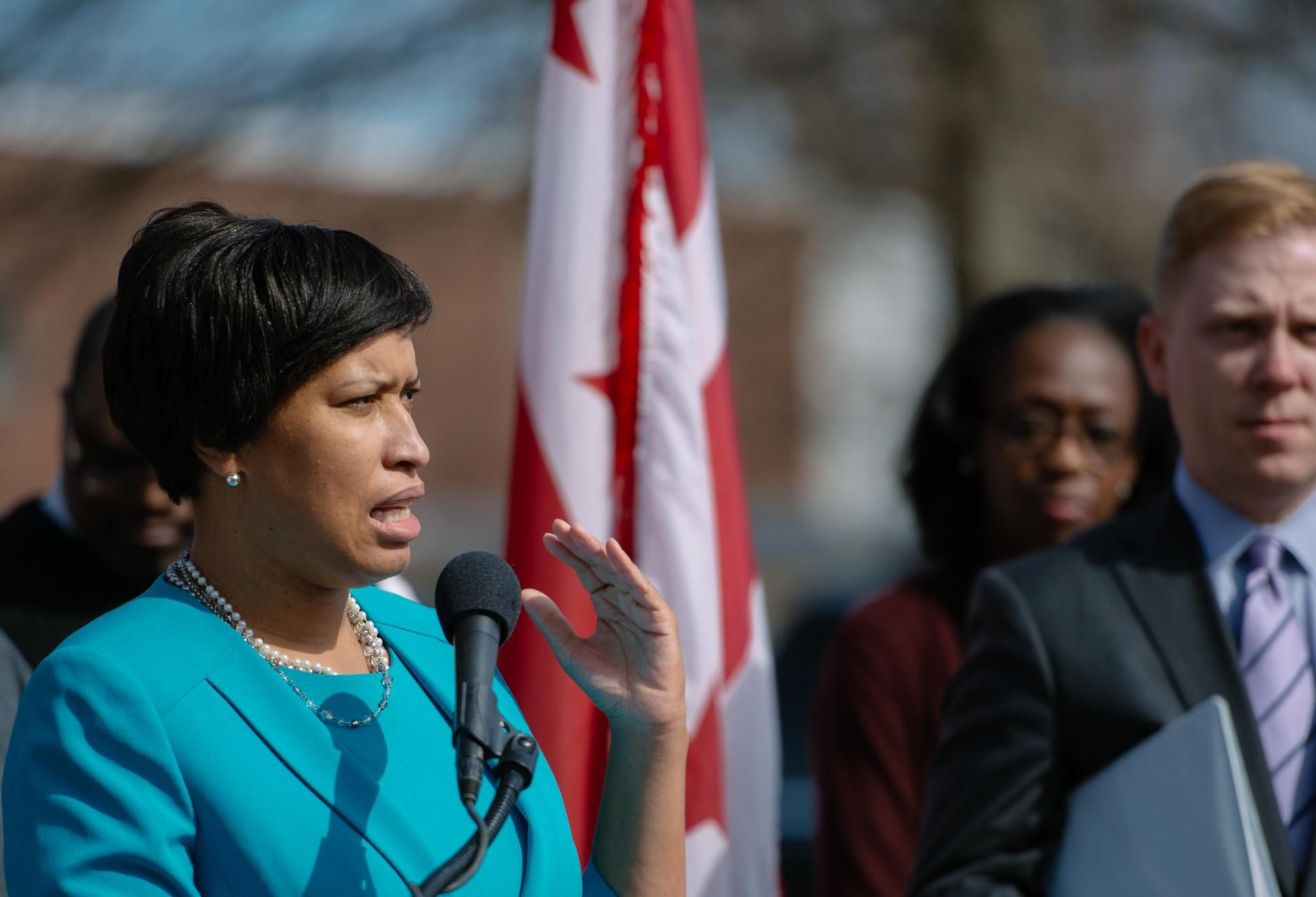 D.C.: Policymakers Try To Get Ahead Of The Wave