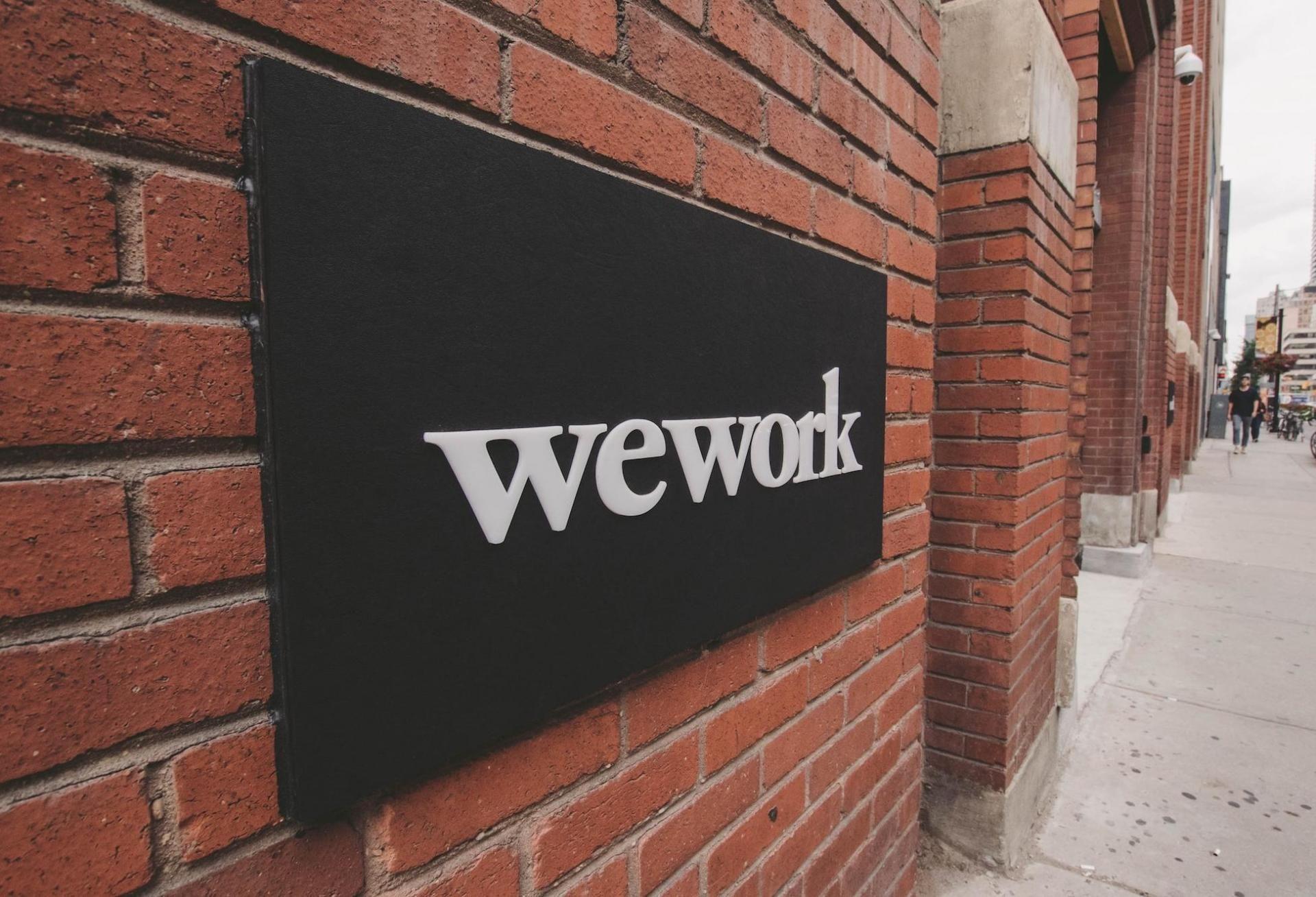 WeWork Hit With Gender, Racial Discrimination Lawsuit