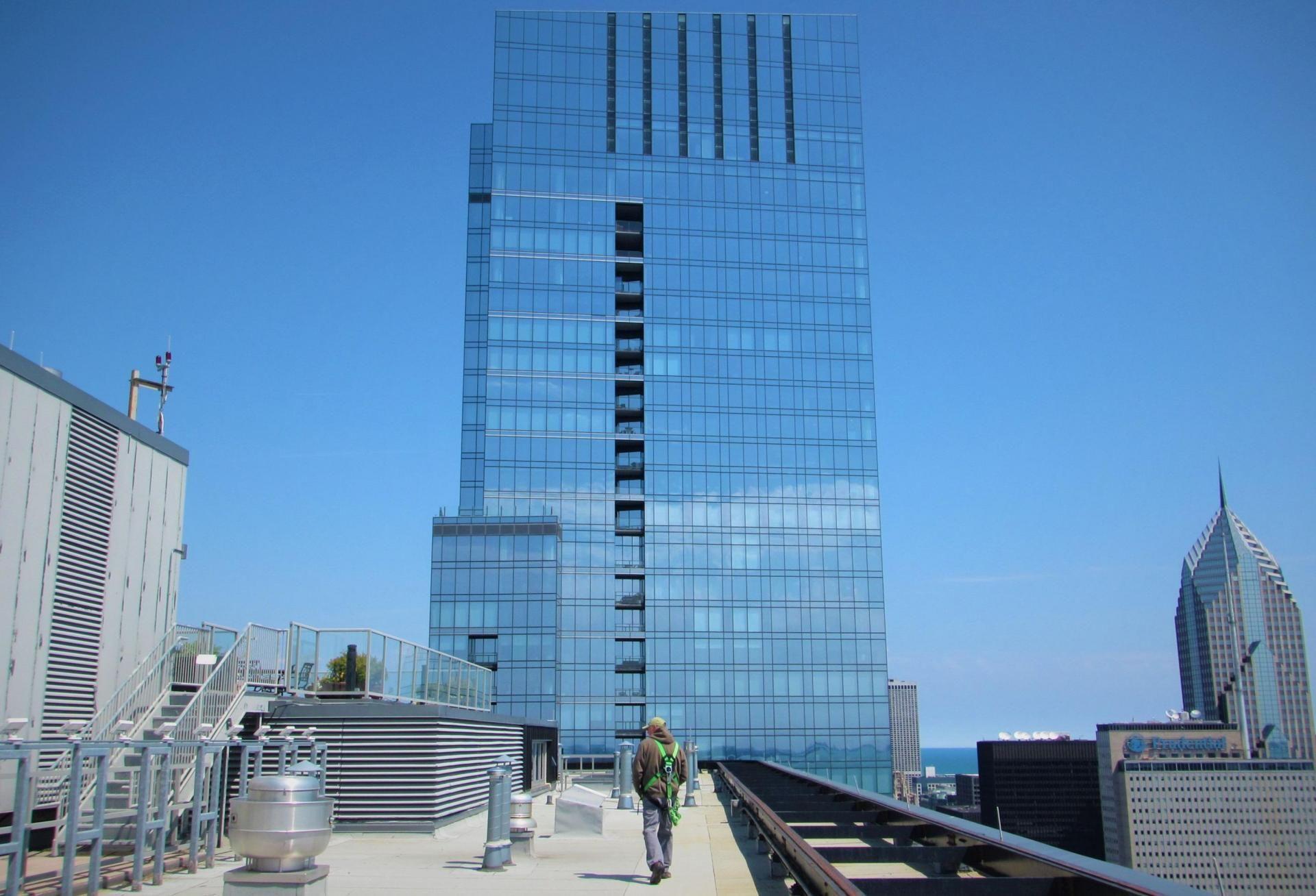 Windy City Rooftops: New Chicago Building Code Overhauls What's Overhead
