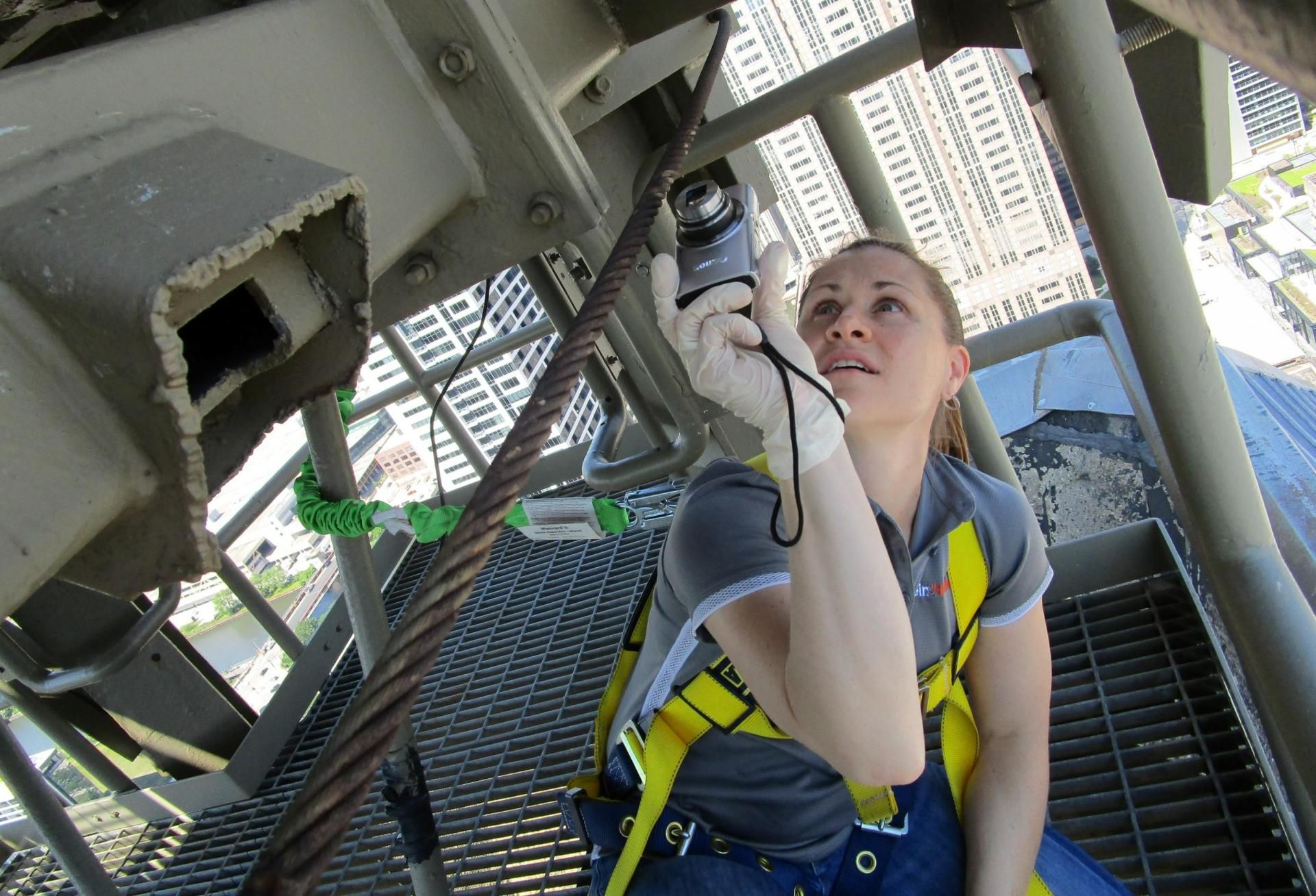 Climb Chicago's Tallest Towers With The Architects, Engineers And Inspectors That Keep Them Safe