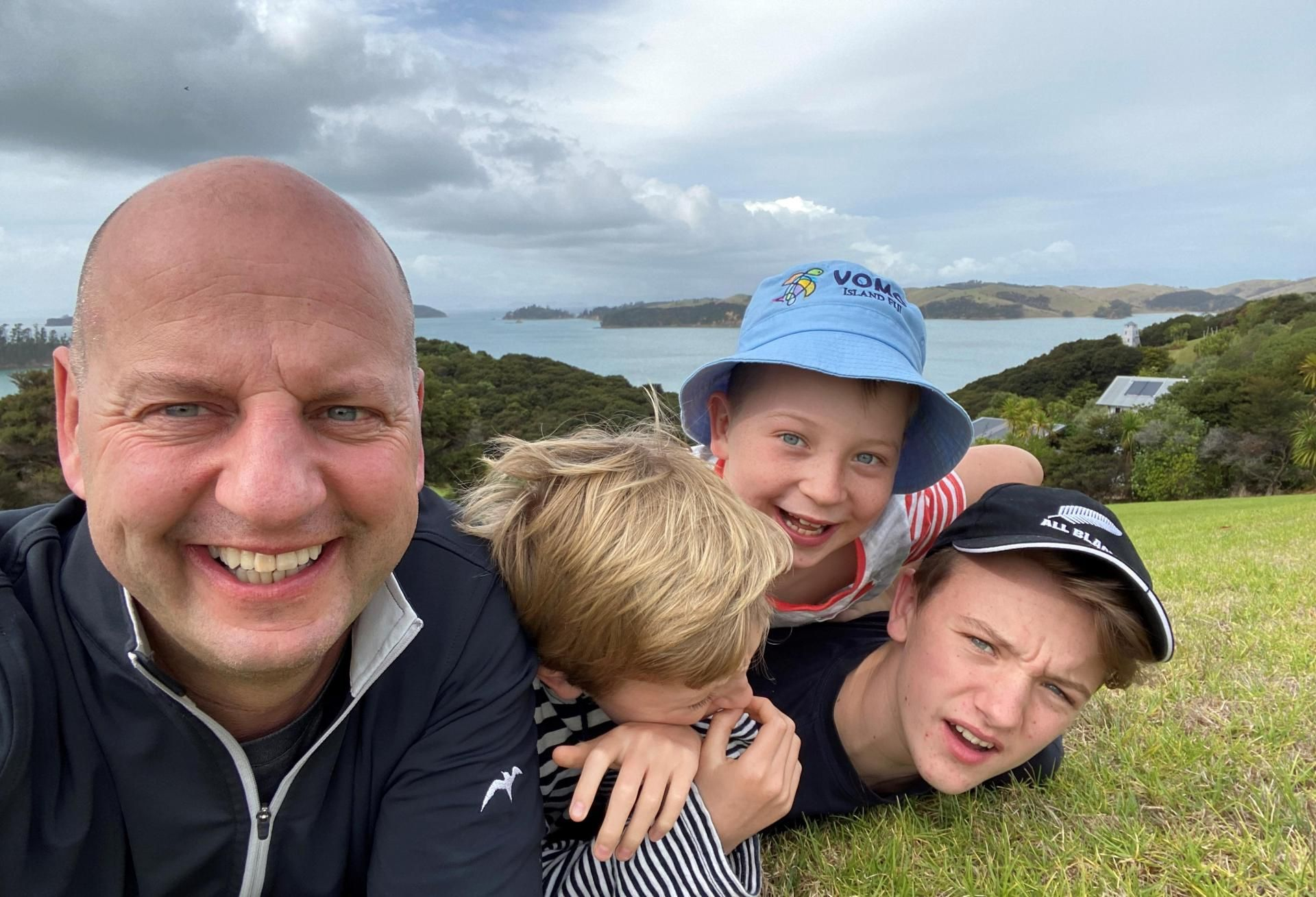 My New Normal: Evans Randall's Kent Gardner On Lockdown Life In New Zealand