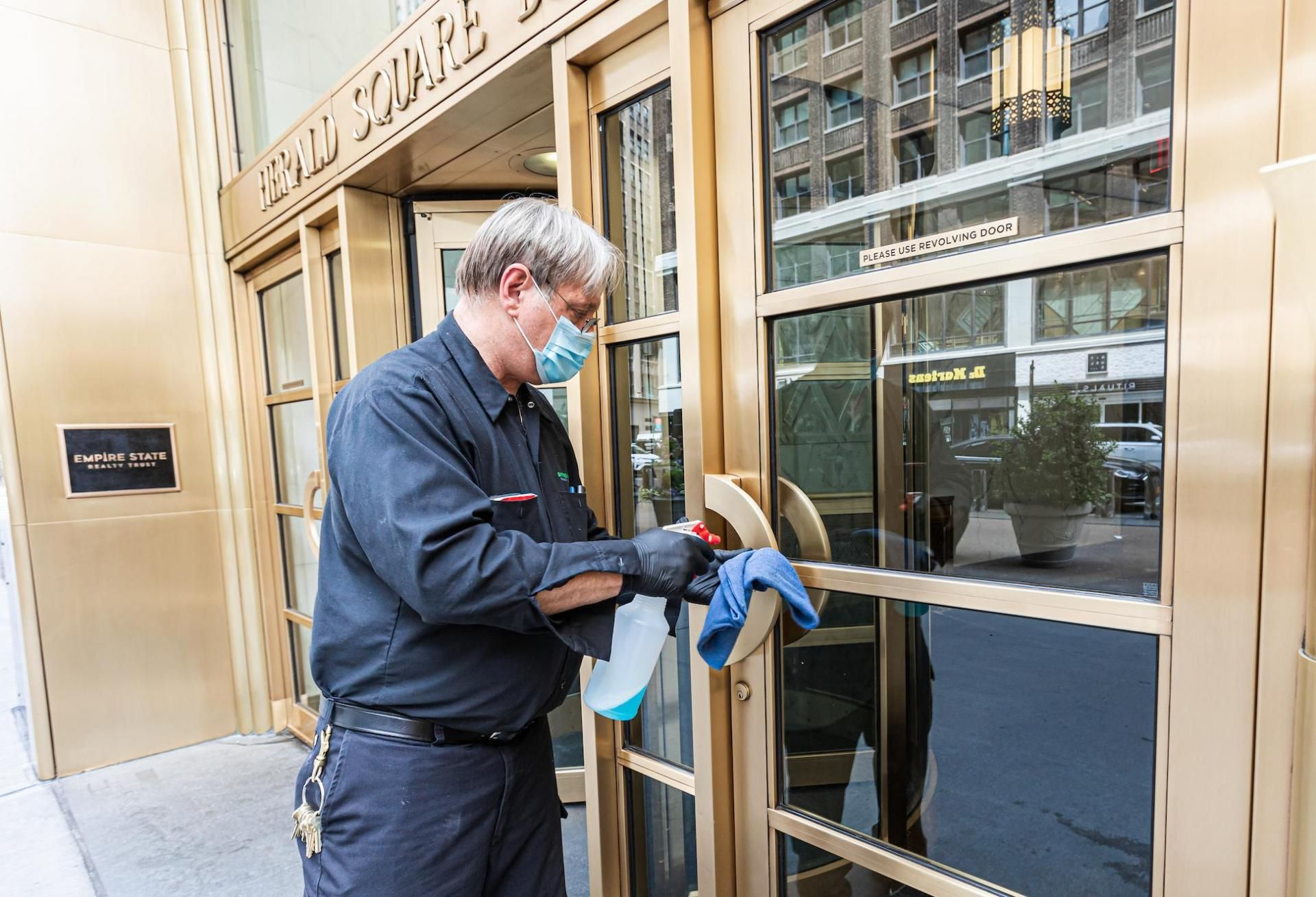 'It's A Waiting Game': Fall Approaches, But Workers Are Only Trickling Back To NYC Offices