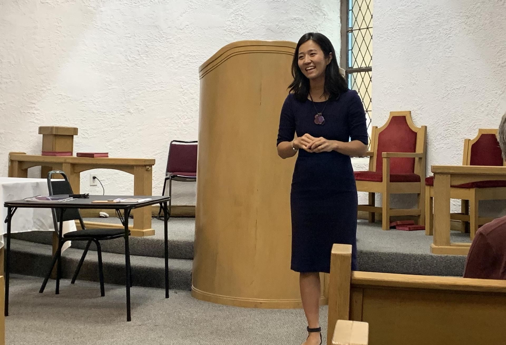 Michelle Wu Wants To Abolish The BPDA. The Walsh Administration Is Fighting Back