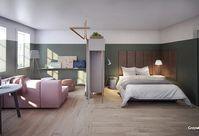Dallas Shedding Extra Bedrooms