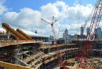 Atlanta Falcons Complete Financing A Year Early On $1.5B Stadium