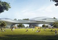 LA And San Francisco Duking It Out For George Lucas Museum