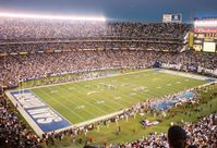 Los Angeles Goes From Zero To Two Football Teams In One Year