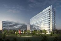 Hall Park's 17th Building Gets $57M In Financing