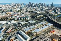Demand For Space In West Coast's Newest Office Projects High