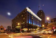 Renovation Underway At Iconic San Francisco Hotel