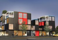 These Lego-Like Homes Could Help Resolve The Country's Affordable Housing Shortage