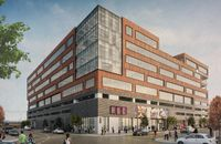 Work Starts On First Class-A Office In RiNo