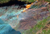 Multiple Wildfires Burn Across Southern California, Continue To Grow