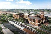 Spurred By Upcoming TEXRail Line, Mixed-Use Transit-Oriented Development Coming To Grapevine