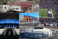 These 5 Stadiums Hosted The Most Recent Super Bowls
