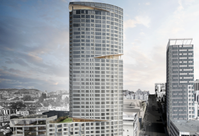 40-Story Tower In San Francisco Moves Forward With Latest Approvals