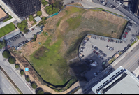 JMB Realty Exploring Residential Or Office For Vacant Century City Site