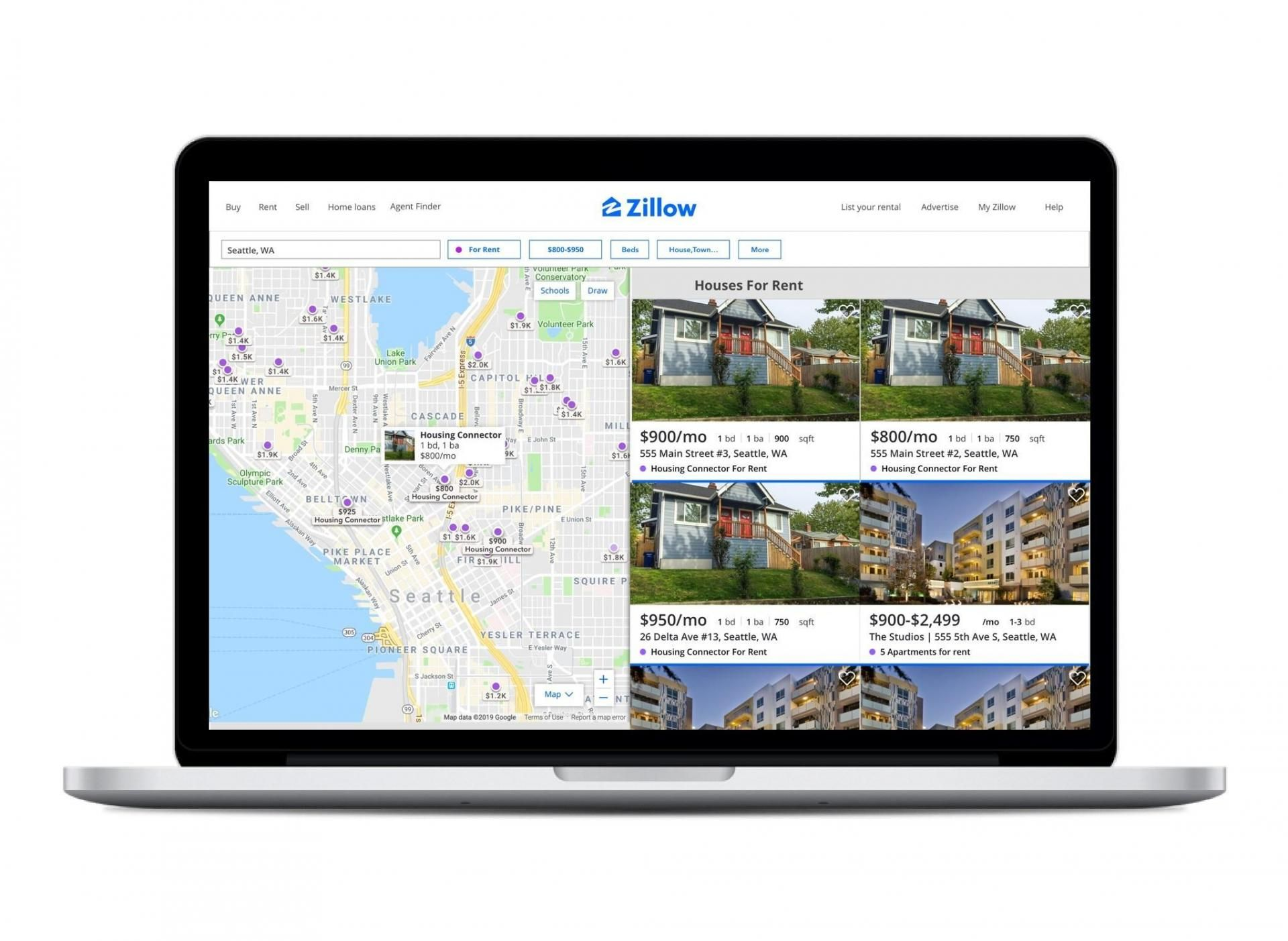 Zillow, Seattle Partner With Nonprofits On Affordable Housing Search Tool